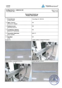 アルミ素材TUV認証・1-3