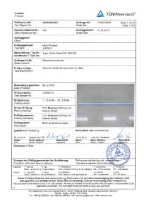 アルミ素材TUV認証・1-1