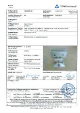 アルミ素材TUV認証・2-1