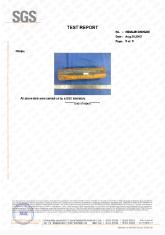 スクリューフランジSGS認証-3