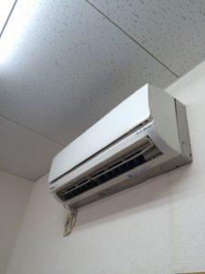 エアコン設置2